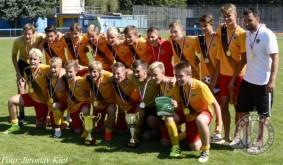 KOUBA CUP U15 (Foto: Jaroslav Kicl) obrázek