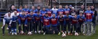 REPREZENTACE ČESKA U19 NA SOUSTŘEDĚNÍ V BŘECLAVI (Foto: Jaroslav Kicl) obrázek