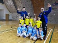Halový turnaj MSK Břeclav U6 – Lokomotiva Břeclav (zima 2017) obrázek