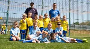 Žijeme hrou, turnaj v Mikulově (2) – MSK Břeclav U7 (květen 2018) obrázek