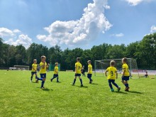Miniliga Benjamínků U7 jaro 2018 – turnaj v Hodoníně obrázek