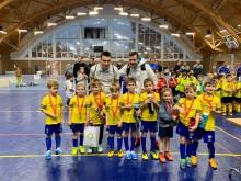 Halový Turnaj Benjamínků (r. 2013) – Sportcentrum Želva Dubňany (leden 2020) obrázek